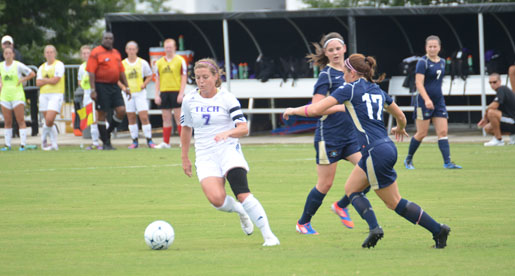 Golden Eagles drop season opener at home to ETSU 2-0