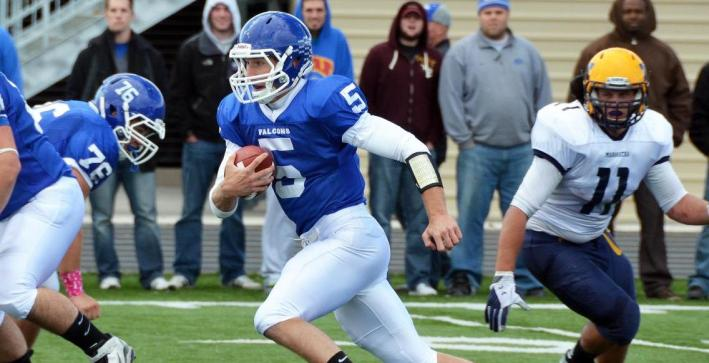Damaschke named WFCA Private College Player of the Year