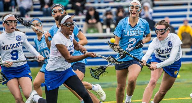 Wildcats Fall 12-9 To Lasell In GNAC Finals