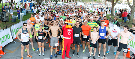 REGISTRATION FOR FIRESTONE GRAND PRIX OF ST PETERSBURG 5K RUN PRESENTED BY MODERN BUSINESS ASSOCIATES OPENS FRIDAY