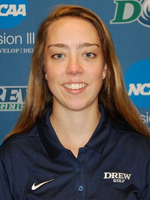 Women's Athlete of the Week - Lucy Lamb, Drew