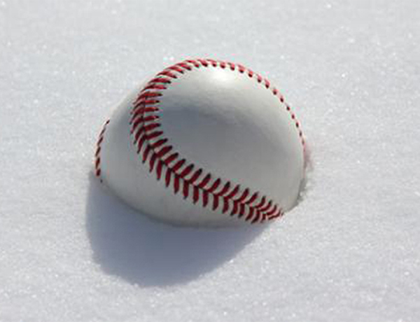 Weekend Baseball Games Cancelled