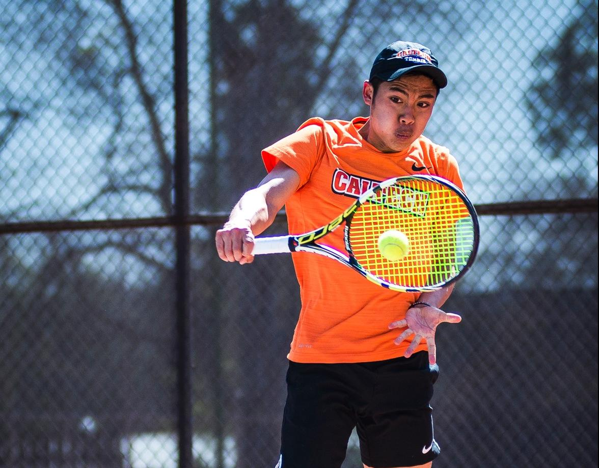 Nguyen Gets Clincher Over No. 14 Sagehens