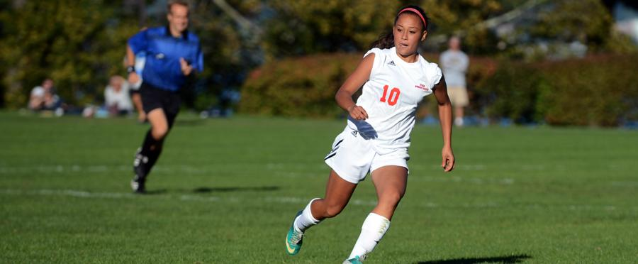 Women's Soccer Posts 4-2 Win Over Dominican At Home Opener