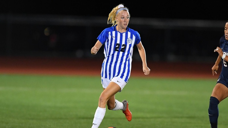 Central Ties With Seton Hall 0-0 Sunday