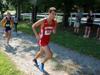 Cardinals have strong showing at the Paul Short Run