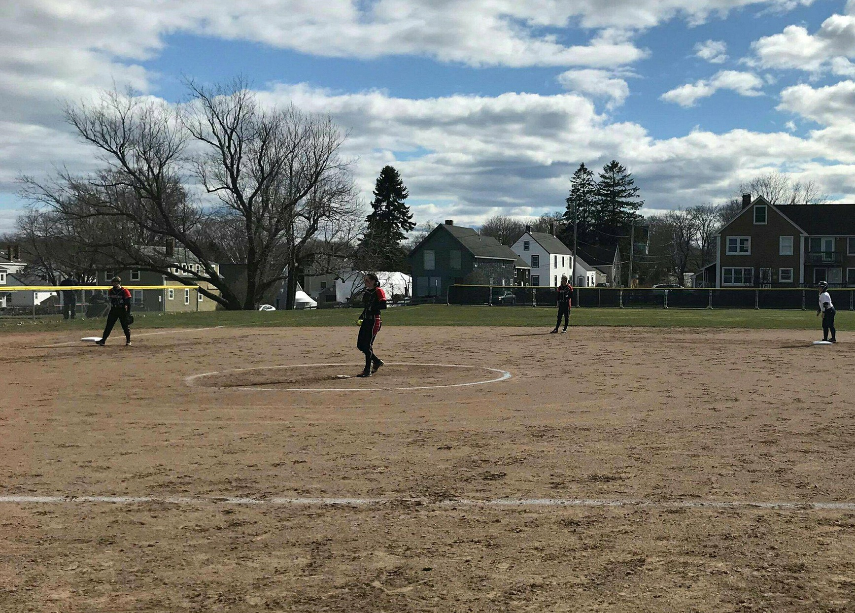 Bats quiet as Softball drops both games of double-header