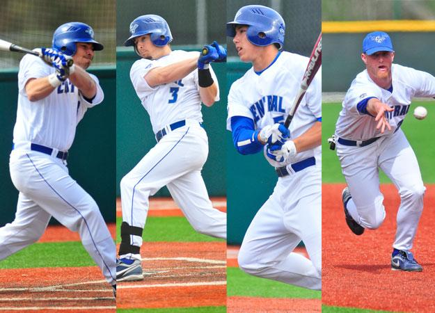 Four Blue Devils Named All-Conference