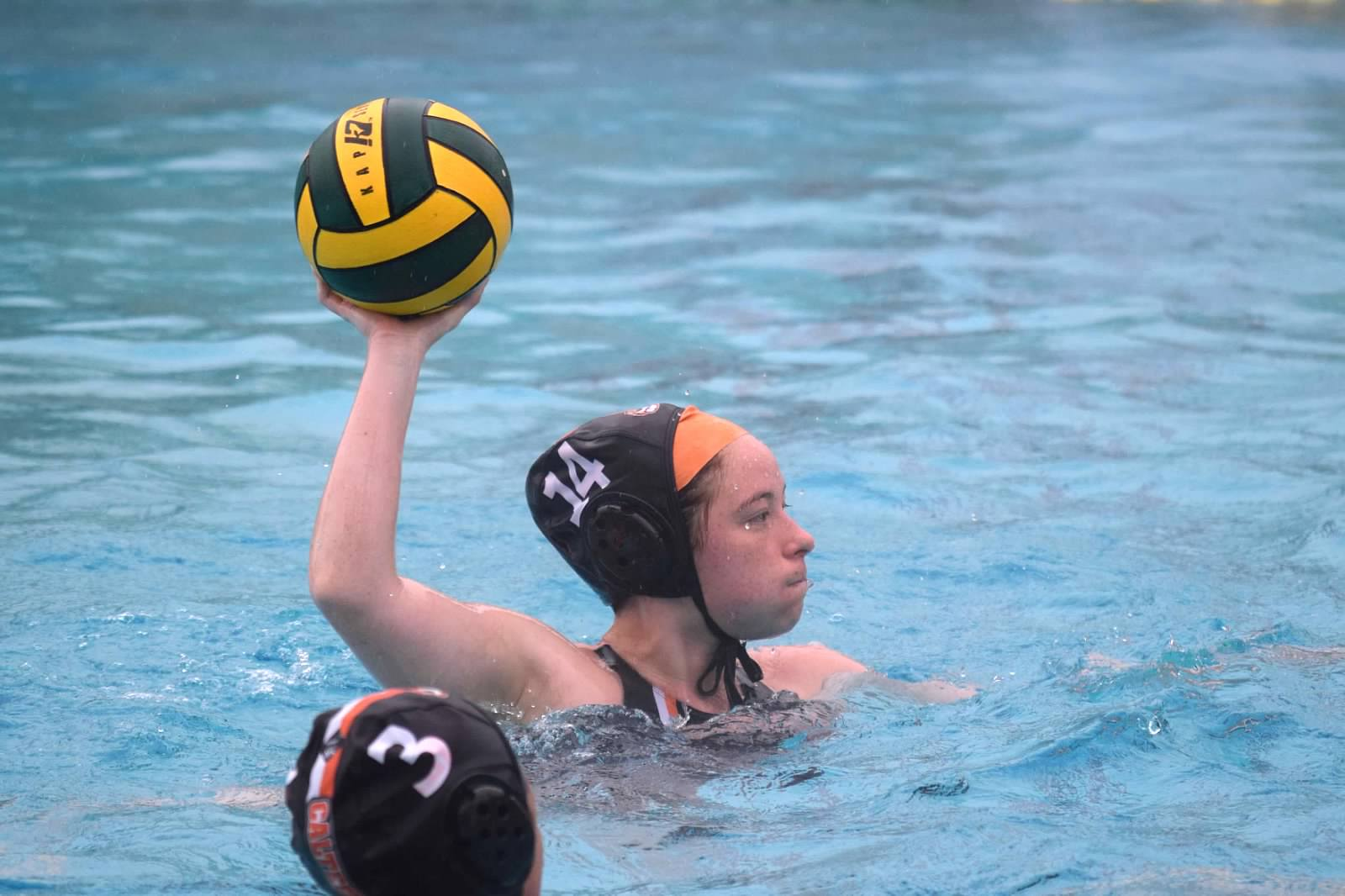 Women's Polo Puts Up Seven on La Verne
