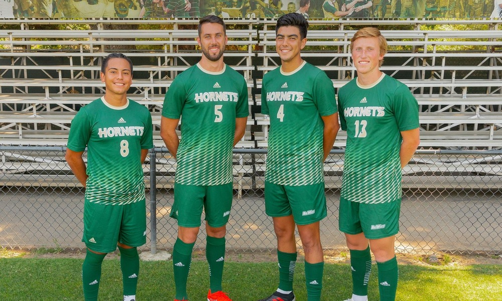 MEN'S SOCCER CELEBRATES SENIOR DAY WEDNESDAY VS. CAL POLY, PLAYS AT UC RIVERSIDE THIS WEEKEND