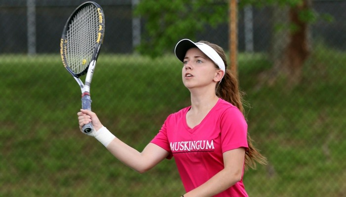 Women's tennis advances to OAC Tournament