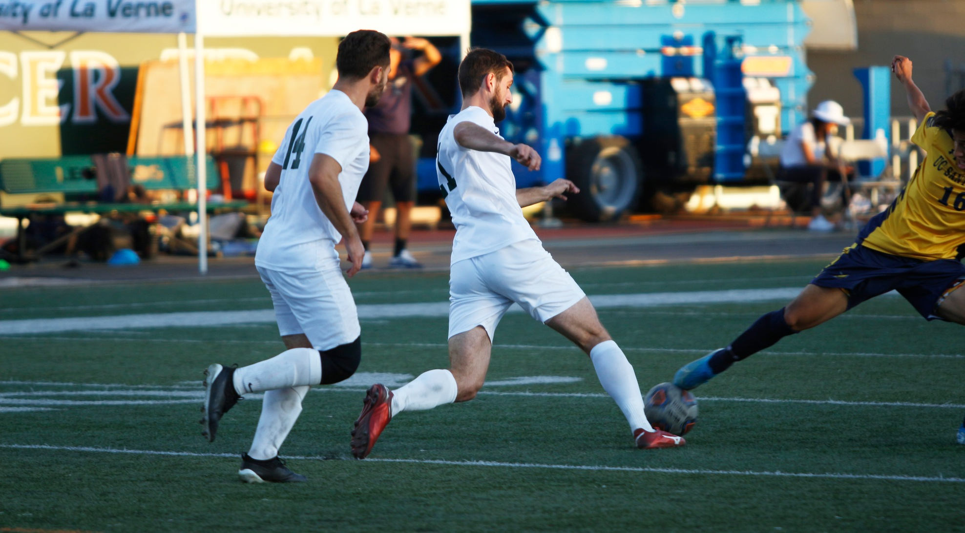 UCSC Edges Men's Soccer 1-0