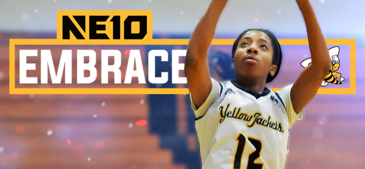 AIC's Watts Named National Women's Basketball Player of the Week