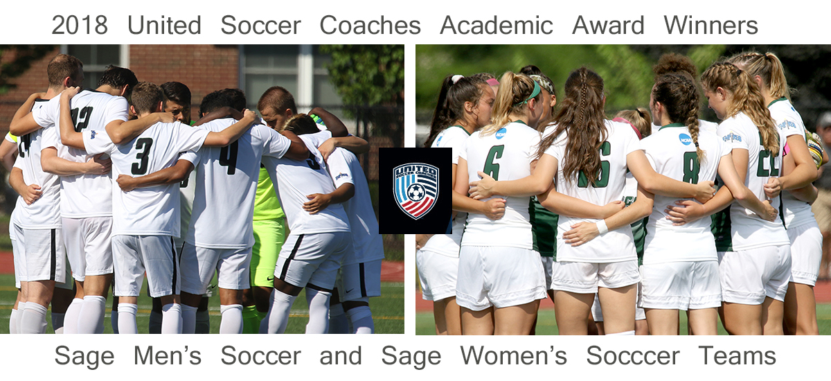 Women's and Men's Soccer Teams honored for Academic Excellence by United Soccer Coaches Association
