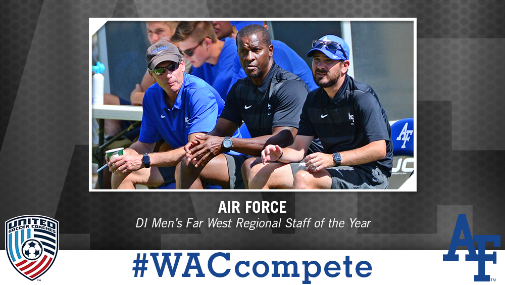 Air Force Named Far West Regional Staff of the Year
