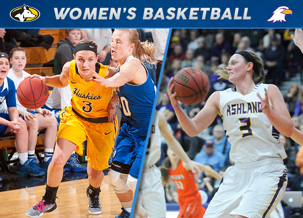 Ashland's Snyder, Michigan Tech's Anderson Selected GLIAC Hoops Players of the Week