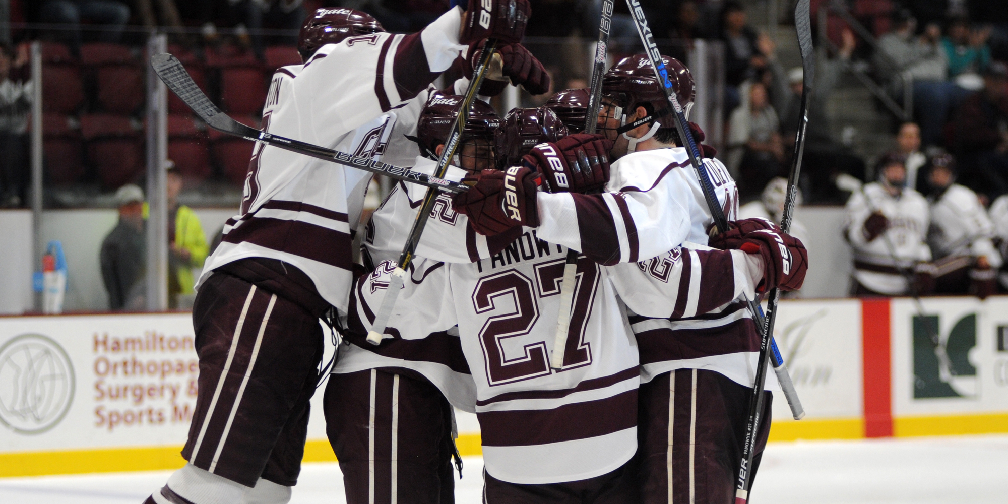 Game Notes:  Colgate Preps for Postseason