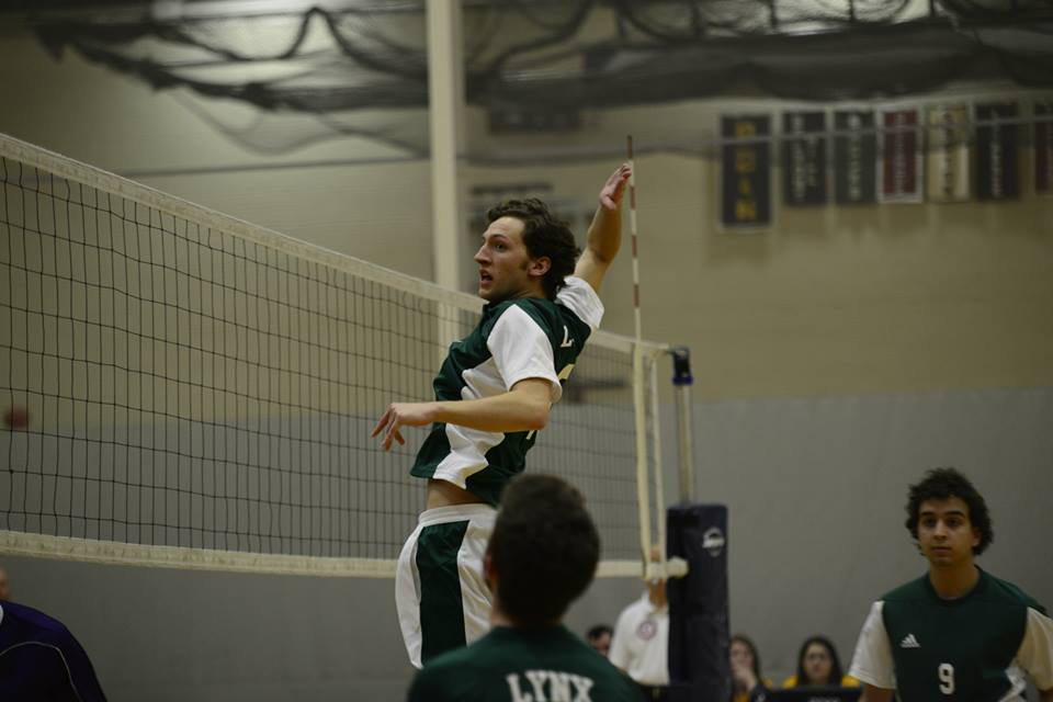 Men's Volleyball Falls on the Road at SVC