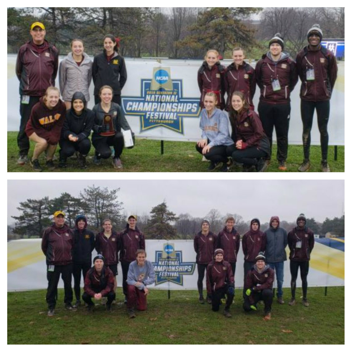 Men's & Women's Cross Country End Season with Top 20 Finishes At National Championship
