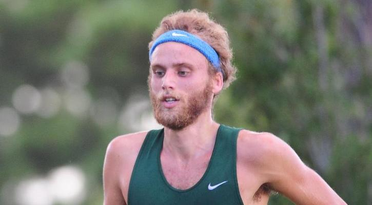 Men's Cross Country Places 15th at Roy Griak Invitational