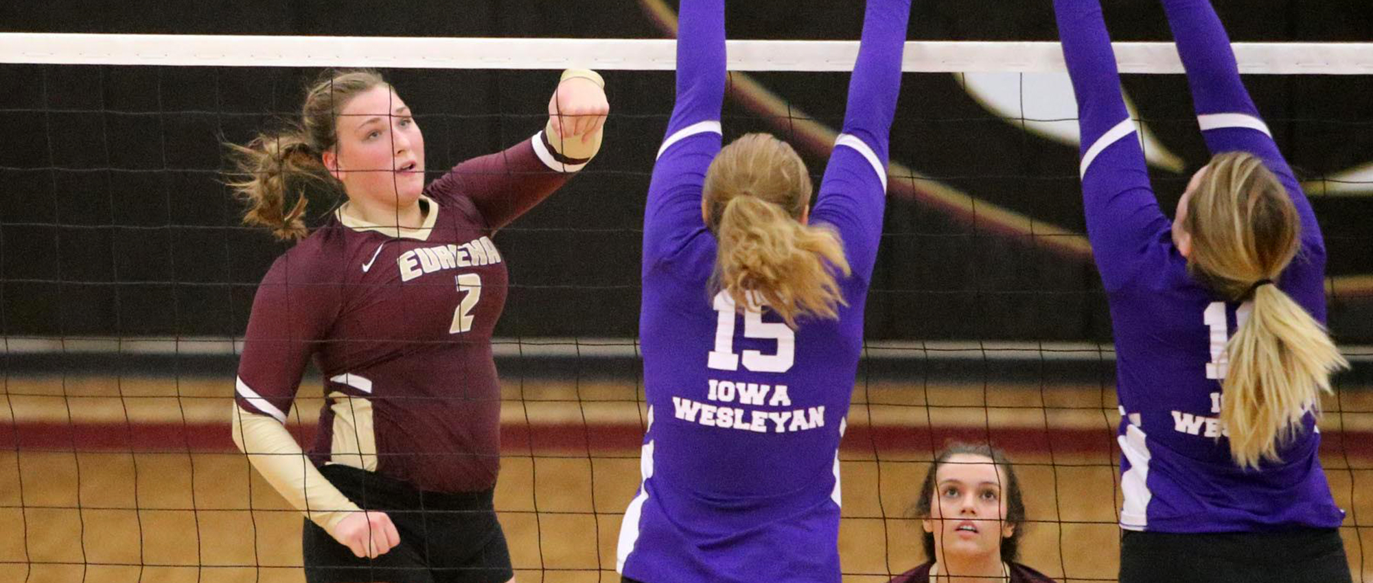 Westminster Ousts Eureka Tuesday