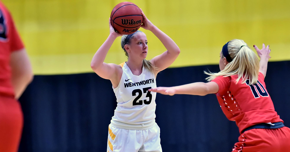 Fighting Scots Outlast Women's Basketball