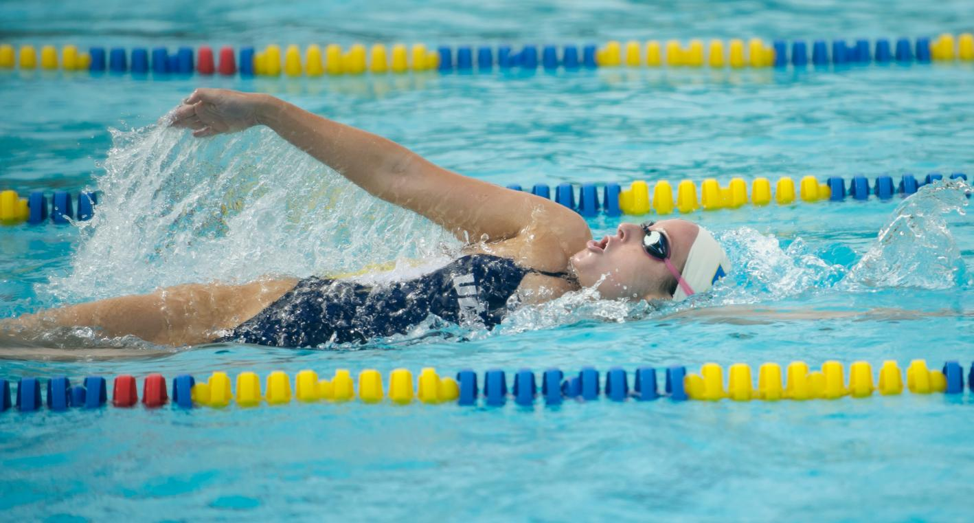 Gauchos Win Relay on First Day of Championships