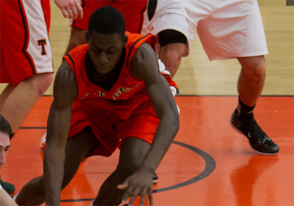 Heart Pounding Game Goes Occidental's Way 57-54