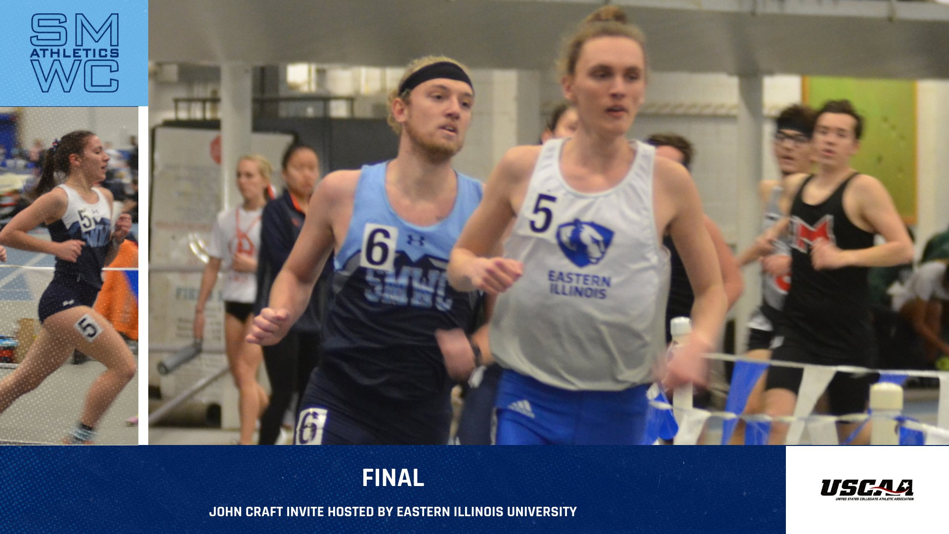 Women's Track and Field Places 10th Overall at EIU