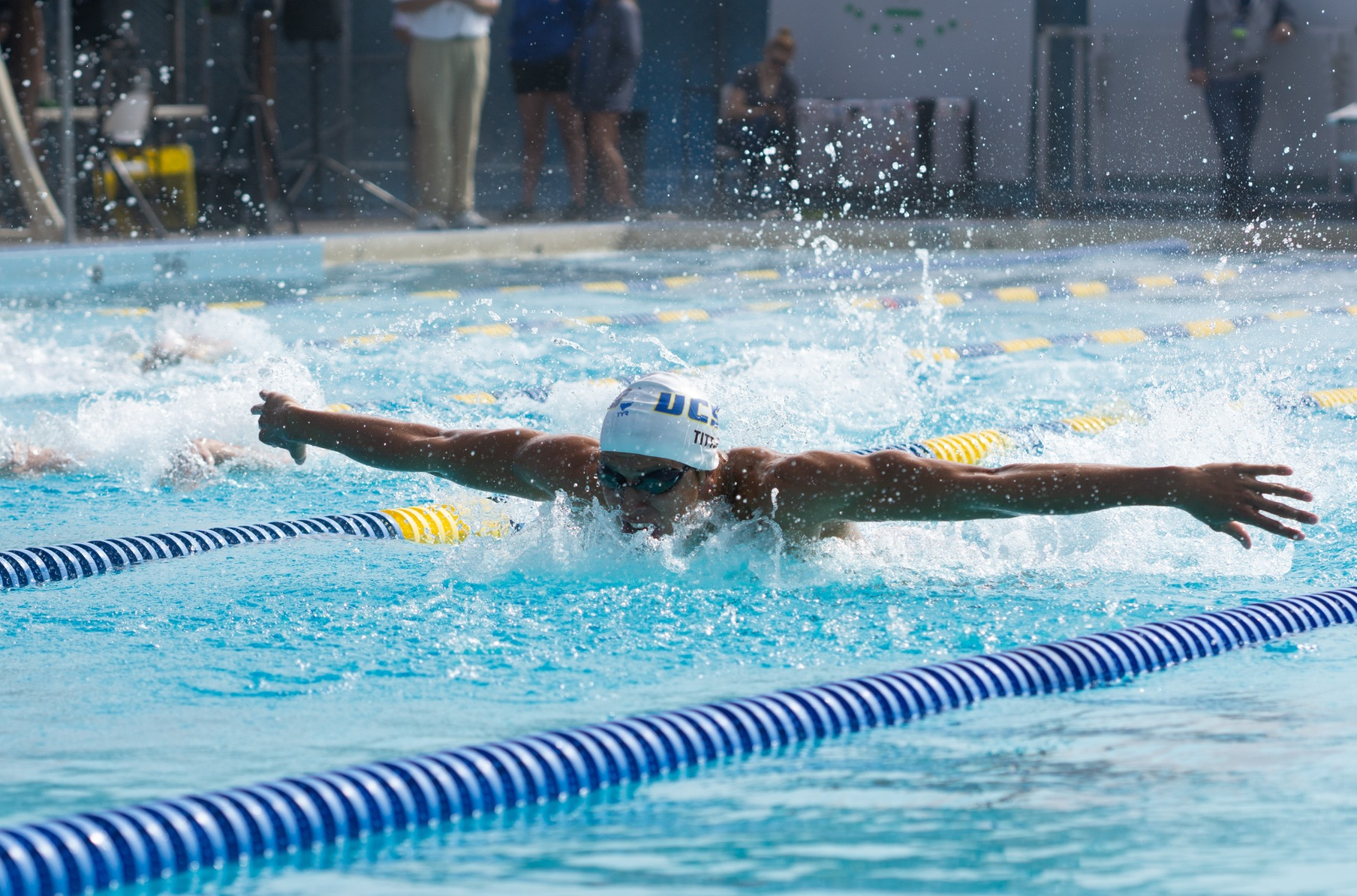 UCSB Tops UCSD in First Dual Meet of the Year