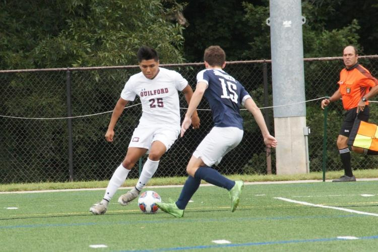 Victor Jimenez '22 (John Bell photo, Touch A Life Photography)