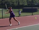 Women's Tennis Open Spring with Victory over King