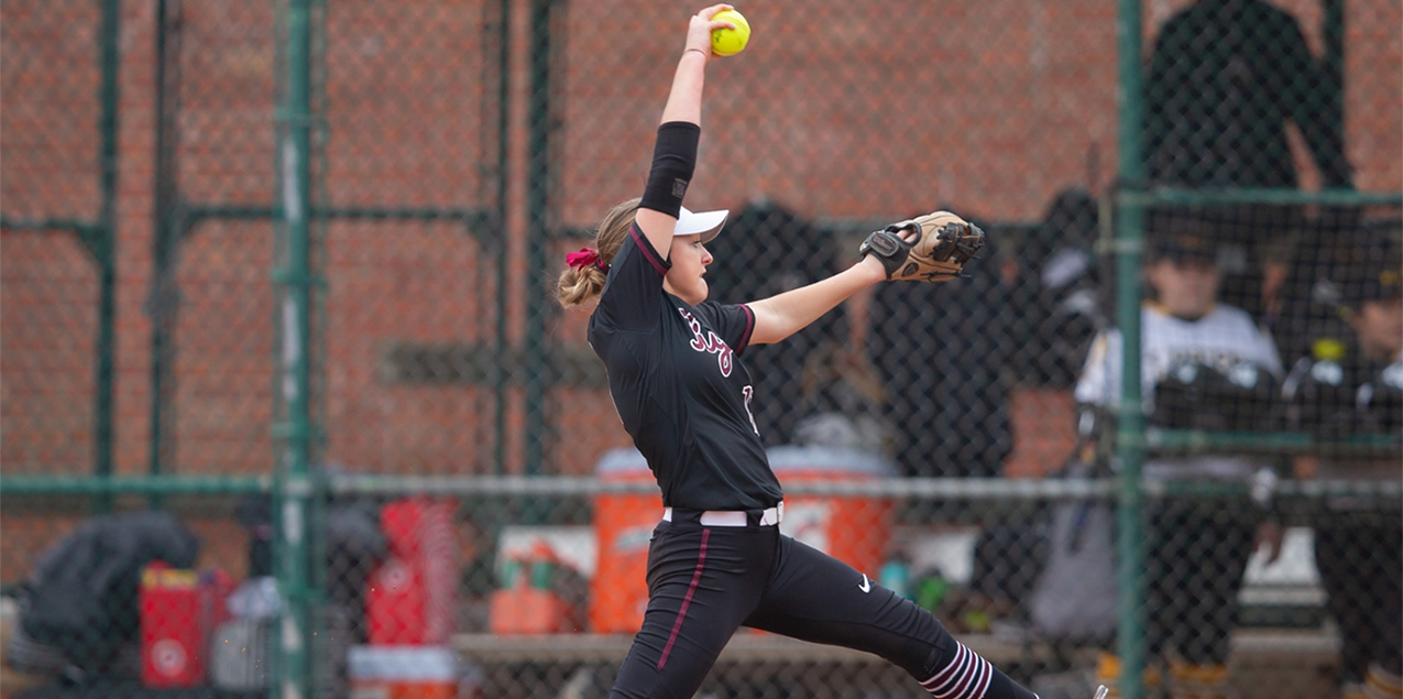 Allie Holbrook, Trinity University, Pitcher of the Week (Week 2)