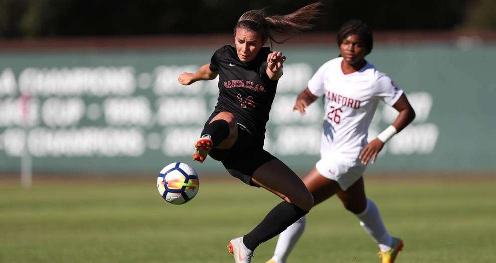 No. 6 Women's Soccer Looks To Keep Rolling vs. Cal Poly