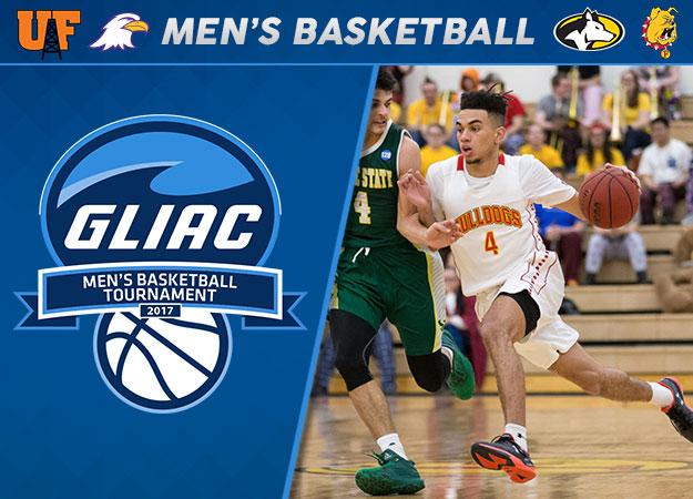 Ferris State to Host 2017 GLIAC Men's Basketball Tournament Weekend