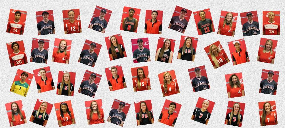 Owens Sets Record With 42 Academic All-OCCAC Recipients