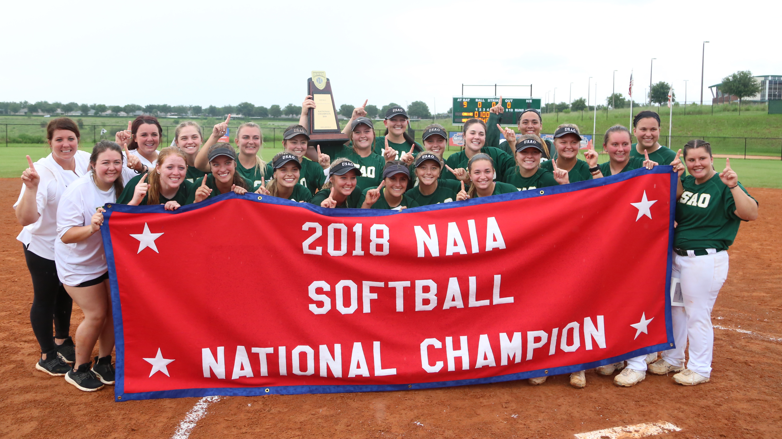 Science & Arts (Okla.) Wins First Softball World Series Title