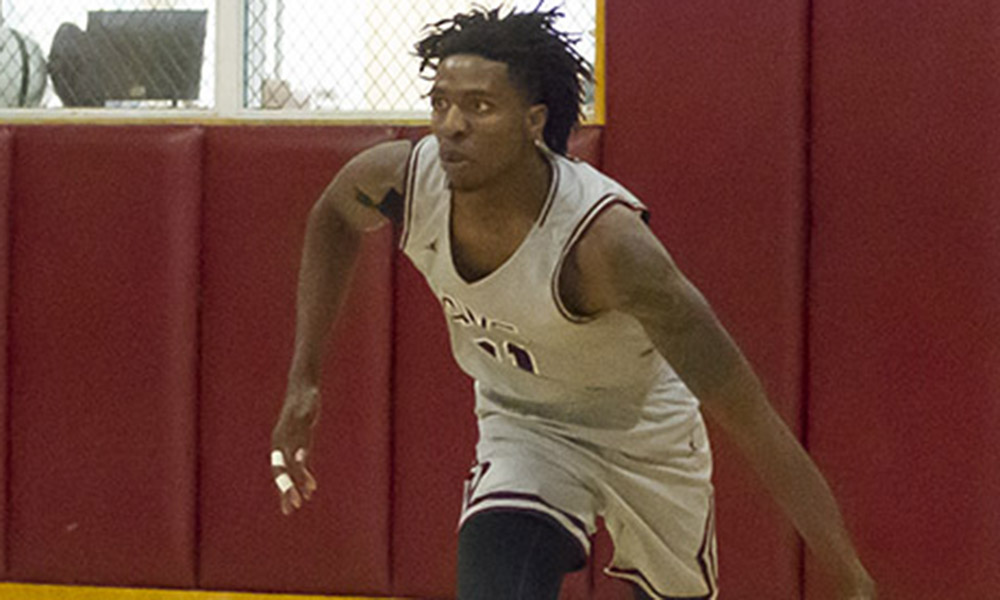 MEN'S HOOPS SIGNS ANTELOPE VALLEY JUNIOR COLLEGE'S OSI NWACHUKWU