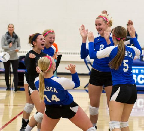 MCAC Volleyball Wraps Up With Important Saturday Matches