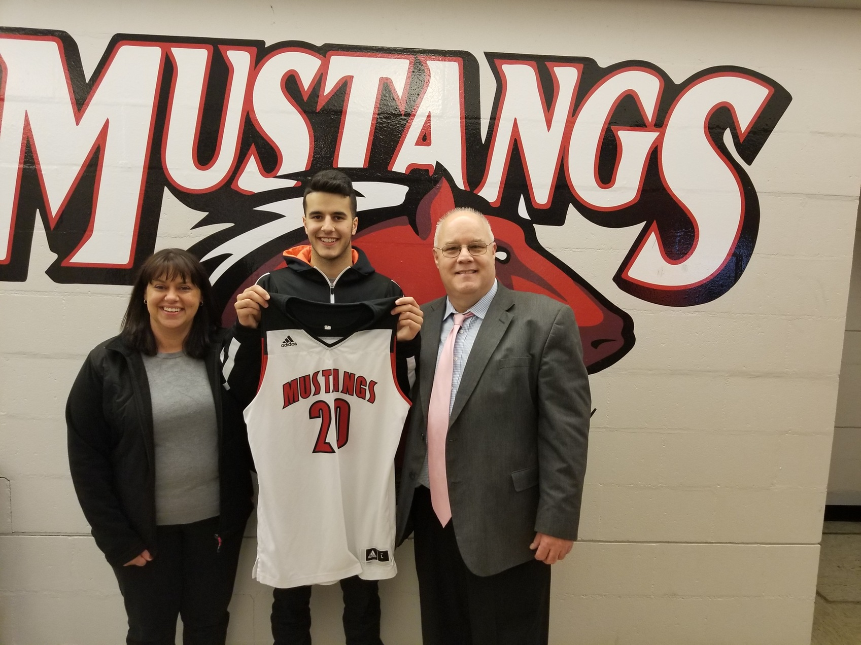 Mustangs Land First Foreign Recruit for the 2018 Season