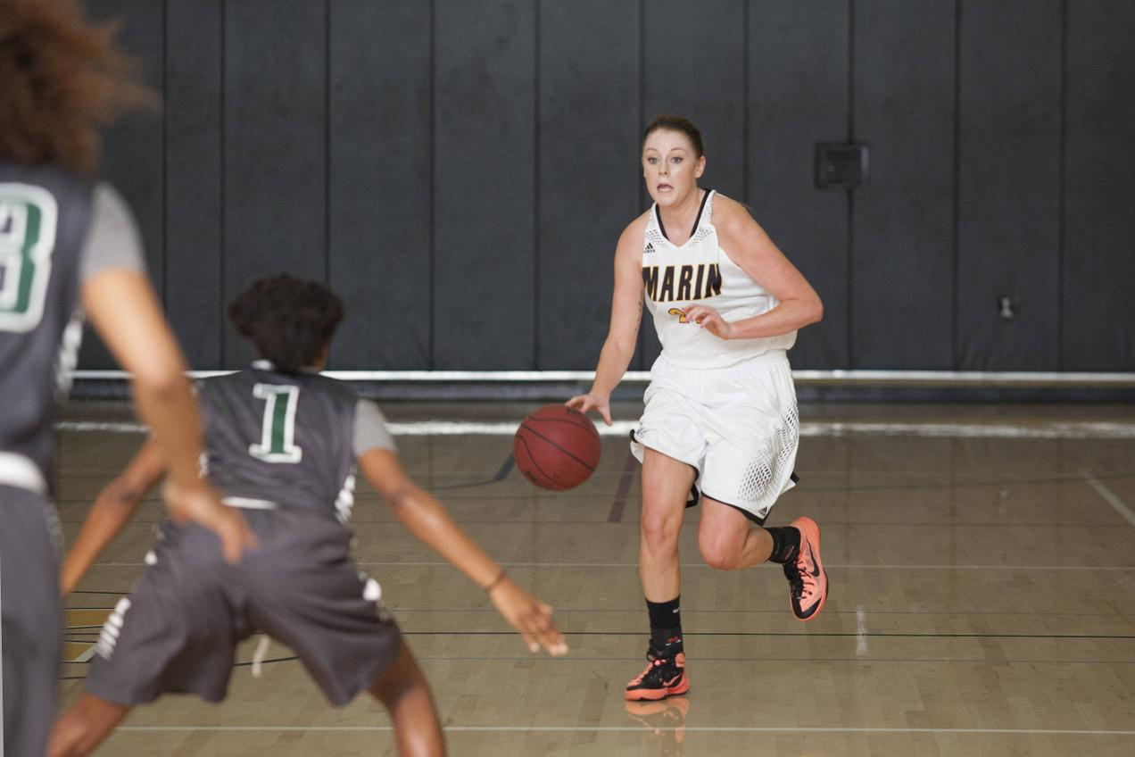 Women's Basketball Falls In Season Opener To Hartnell College 65-45
