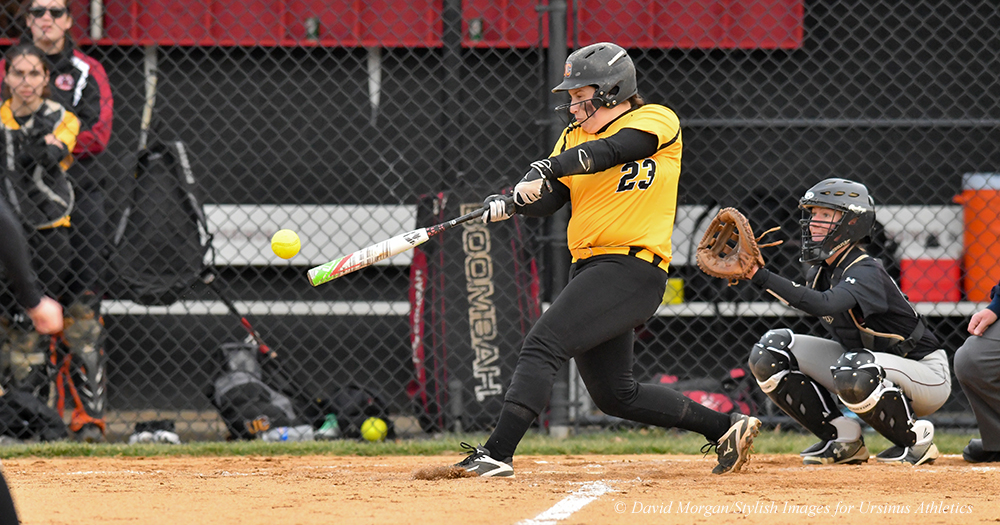 Softball's Rallies Fall Short At McDaniel