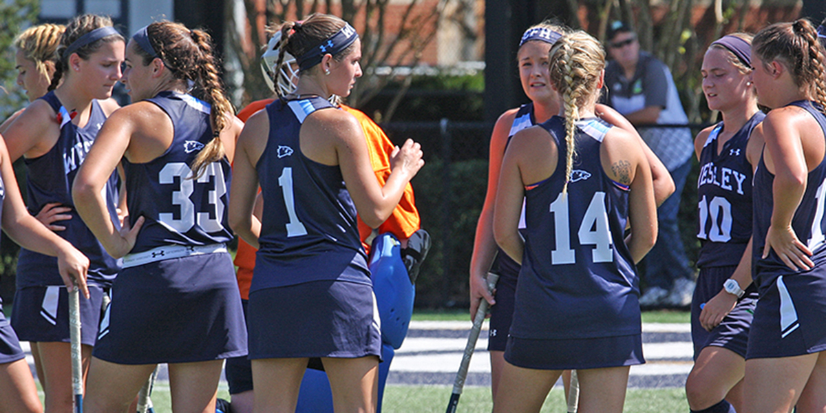 """Excitement' is key in the 2018 version of Wesley field hockey"