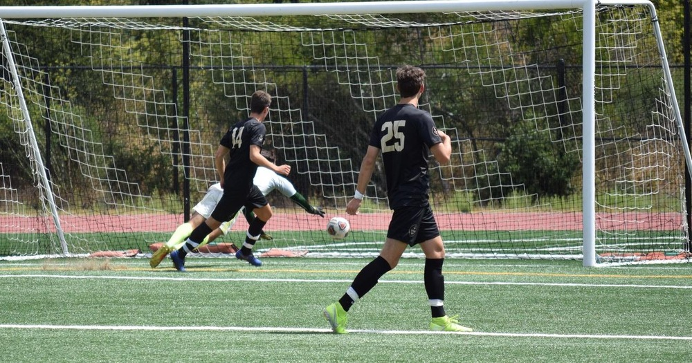 Day Of Firsts As College of Marin Men's Soccer Defeats Monterey Peninsula 2-1