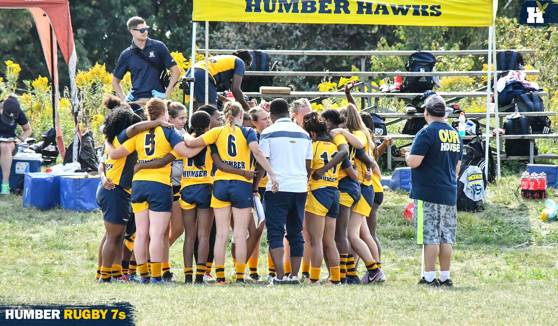 Humber Rugby 7s Trim Roster as Tryouts Continue