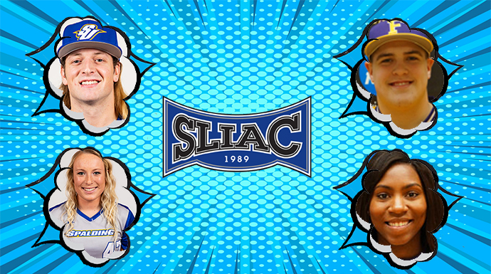 SLIAC Players of the Week - April 29