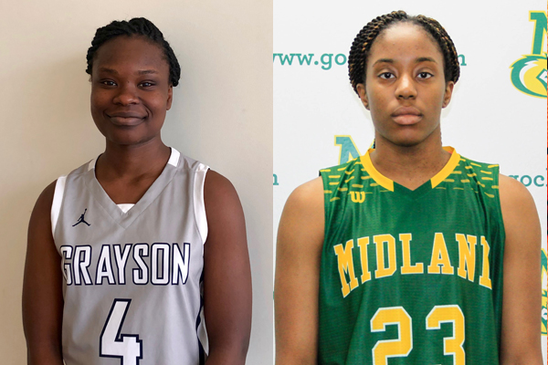 Region V Women's Basketball Players of the Week (Jan. 29)
