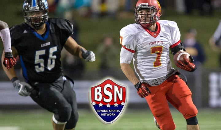 Ferris State Claims Division II Defense Of The Week Honors