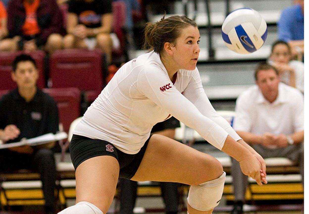 Volleyball Travels to Portland, Gonzaga This Weekend