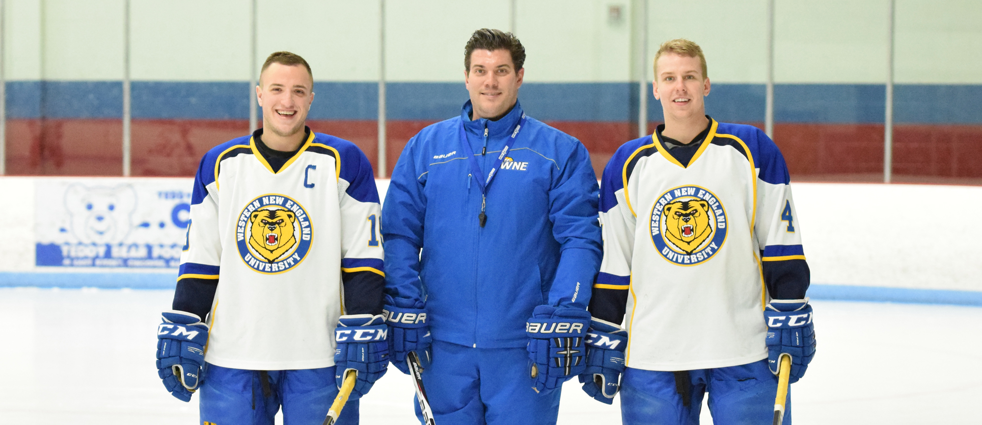 Salve Regina Hands Western New England 5-2 Setback on Senior Day